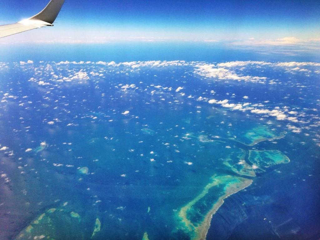 Inlandsflüge durch Australien