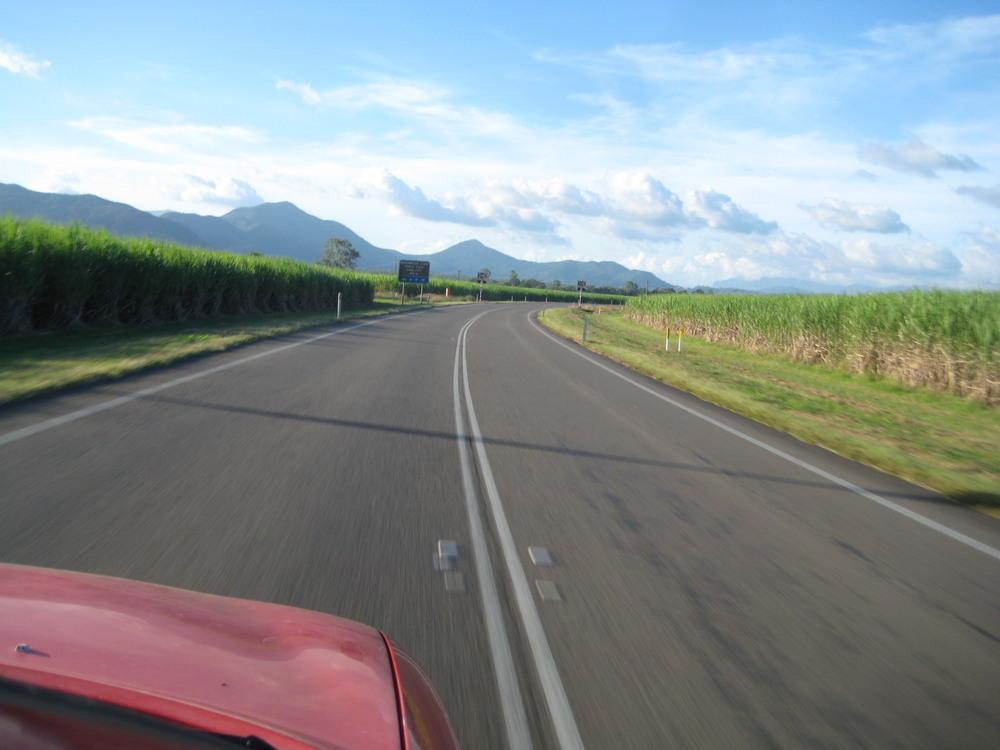 Mit dem Auto durch Australien
