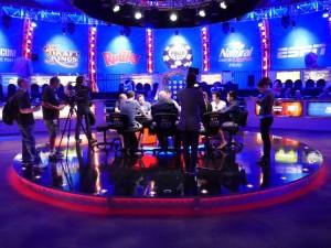 Medieninteresse bei der WSOP