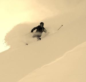 Skifahren für Experten