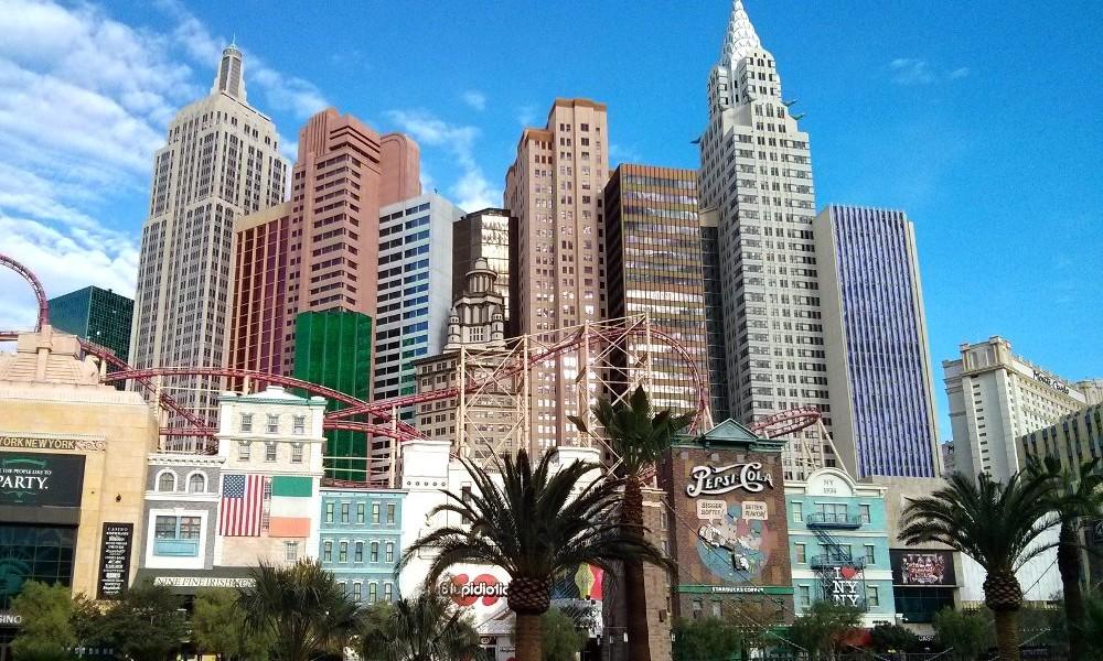 Strip von Las Vegas